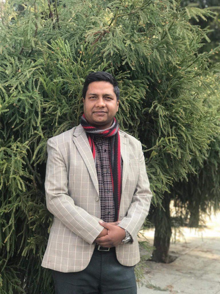 Anil Kishor Ghimire